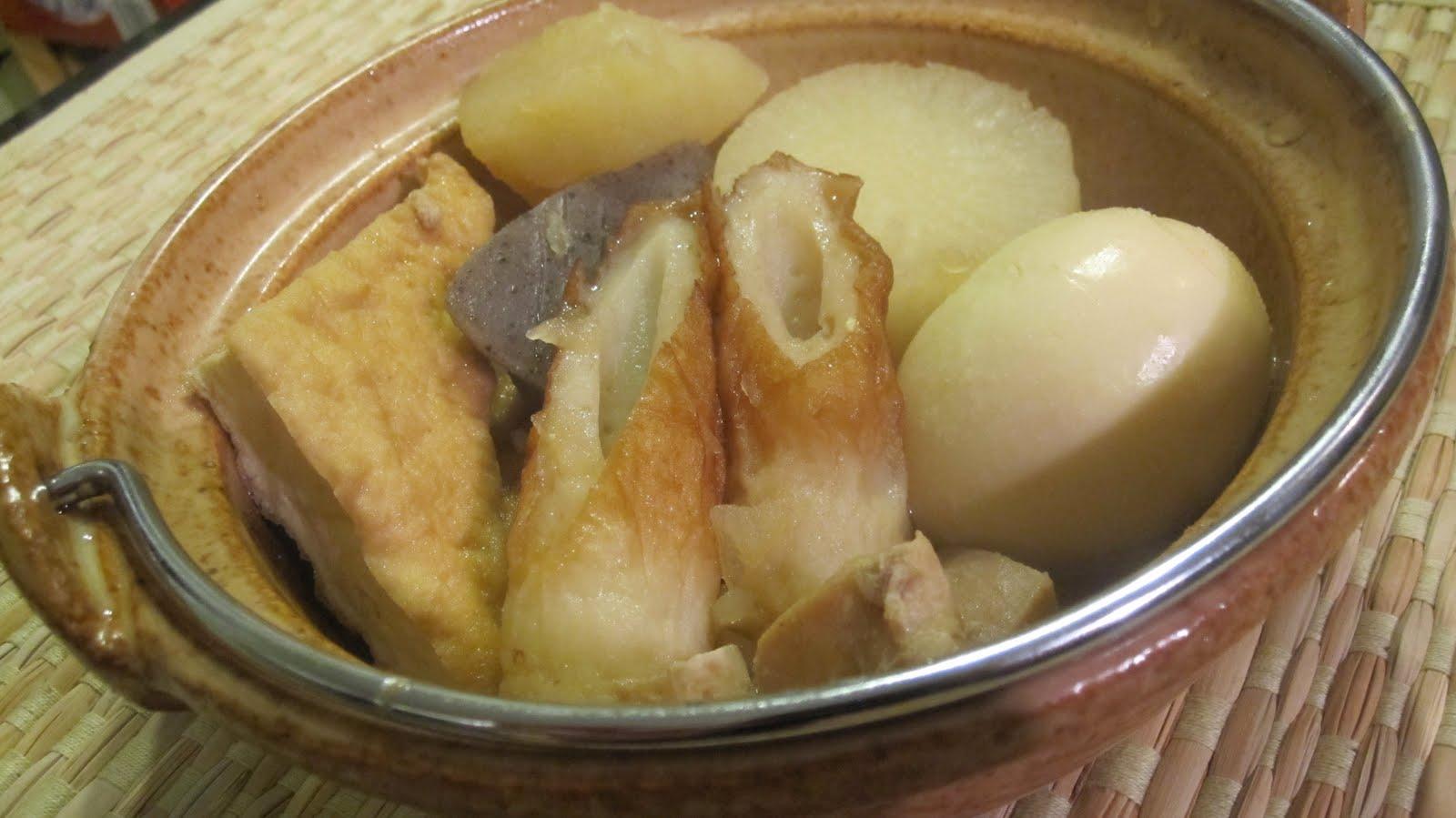 Oden Recipe   Japanese Recipes   Japan Food Addict
