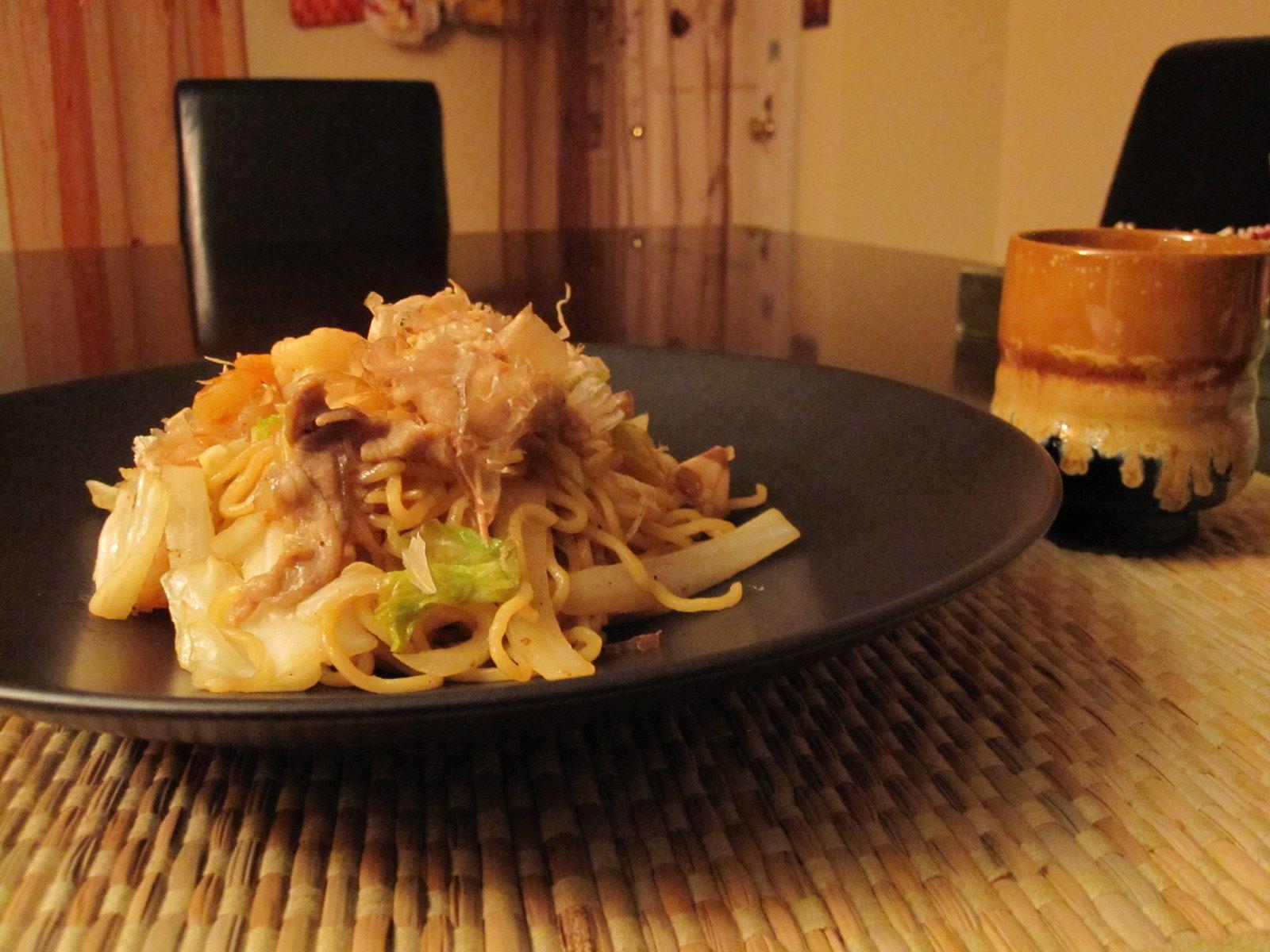 Yakisoba recipe japanese recipes japan food addict many japanese will make yakisoba forumfinder Choice Image