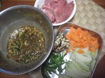 Beef Bulgogi Ingredients
