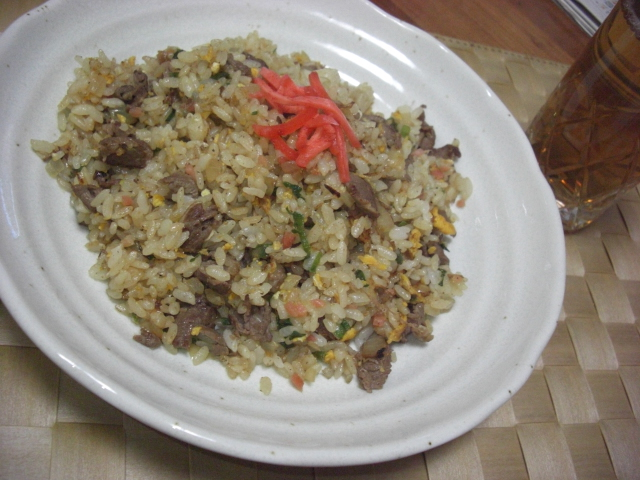 Beef fried rice recipe japanese recipes japan food addict beef fried rice fried rice is typically very easy ccuart