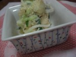 Mentaiko Potato Salad
