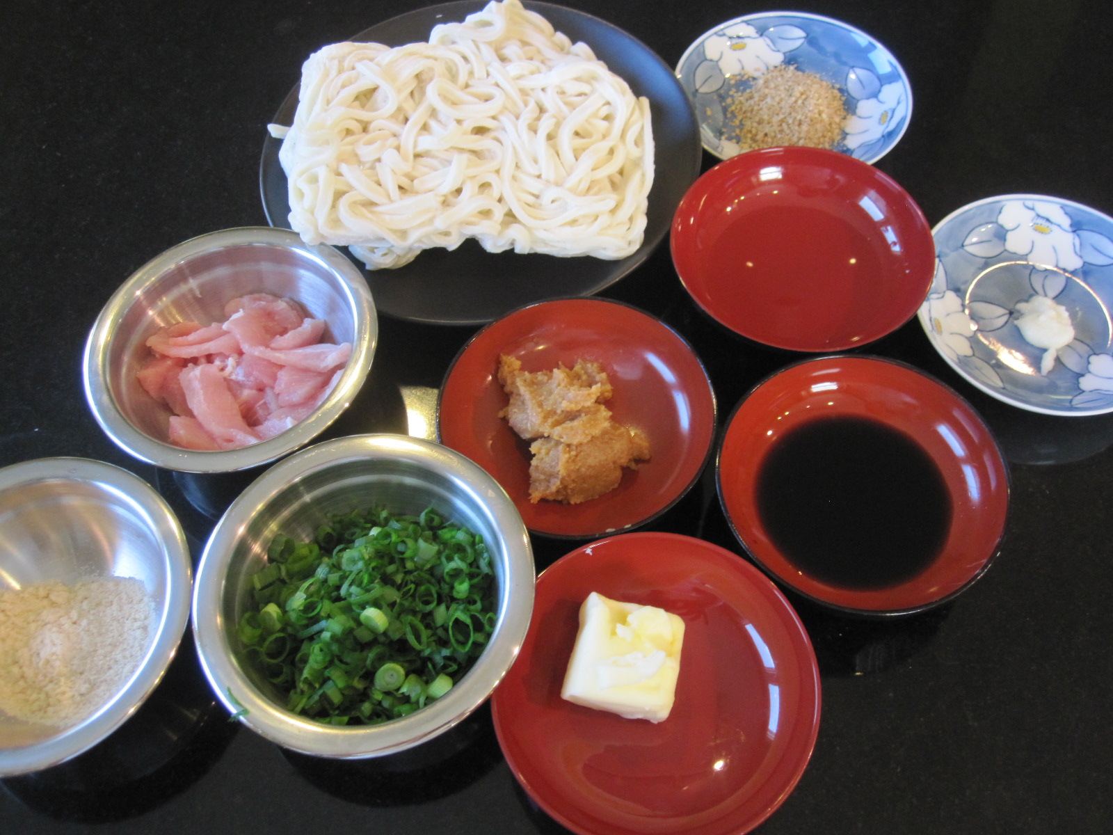 miso ramen pork recipes Japan  Japanese Udon Recipes Miso  Addict Butter  Recipe Food