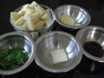 jyaga bata yaki ingredients