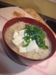 Soumen Miso Soup (Soumen misoshiru)