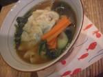 Soup Gyoza (Dumpling Soup)