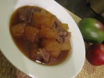 Winter Melon and Beef Stew