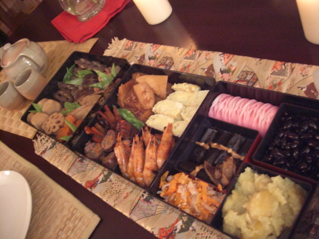 Japanese recipes japan food addict osechi is the traditional japanese new years meal forumfinder Choice Image