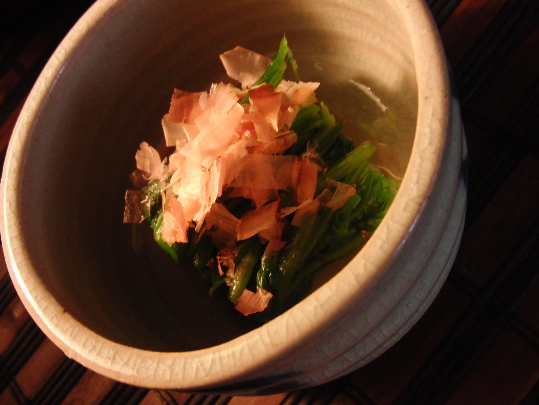Appetizer japanese recipes japan food addict hourensou is the japanese forumfinder Choice Image